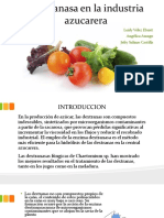 Dextranasa en La Industria Azucarera
