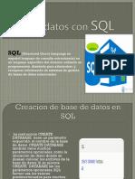 Base de Datos Con SQL
