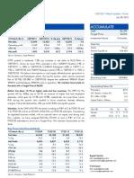 NTPC - 1QFY2011 Result Update - 280710