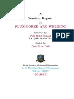 Rohit Seminar Report