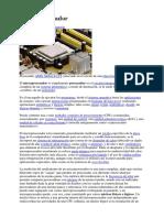Microprocesadores y Su Trascendencia Desde 1960
