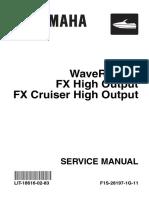 2004-2007 Yamaha Waverunner Fx 1100 High Output Service Manual.pdf