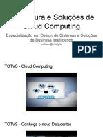 Arquitetura e Soluções de Cloud Computing
