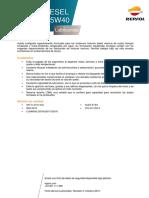 Rp Naetico Diesel Board 4t 15w40 Tcm13-62604