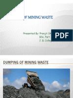 dumpingofminingwaste2-140913030542-phpapp02.pdf