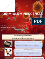 Quimioluminescência