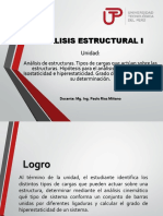 Clase Analisis Estructural i