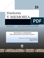 movimientos estudiantiles latinoamericanos. luciani