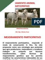Mejoramiento Animal Participativo Clase i