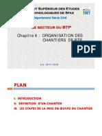 Chapitre 6  Organisation des chantiers de BTP.pdf