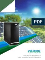 Consul Solar Pcu