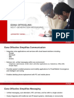 Esna Officelinx Comprehensive Overview