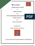 Sriram Insight Financial Project