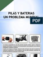 Contaminaciòn Ambiental Por Pilas o Baterias