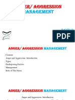 Anger Aggression Management