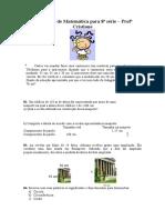 8 serie -atividade de aula matematica portugues.doc
