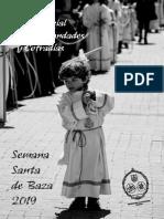 Libro de Mano de la Semana Santa de Baza 2019