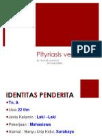 Pityriasis Versicolor (FL).pptx