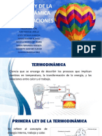 Exposición de Termodinamica