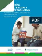 Conserjeria Salud Sexual Reproductiva