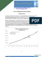 Greece's Budget Execution Program Jan-Sep 2010