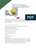 Deliciosas recetas con peras.docx