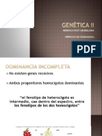 Genética postmendeliana