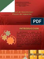 Control de Inventarios EXPO
