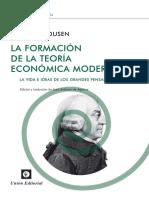 Skousen Mark. La Formacion De La Teoria Economica Moderna..pdf