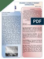 Newsletter 4 4 19