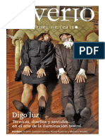 Saverio, Revista Cruel de Teatro Nº7, Octubre 2009