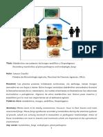 Metabolitos Secundarios,  L Carrillo