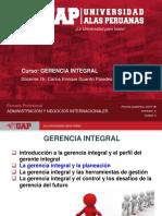 Gerencia Integral, Semana 3, Adm Ni
