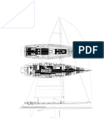 SY80 Sail Plan