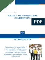 1420_3- Politica de Confidencialidad.ppt