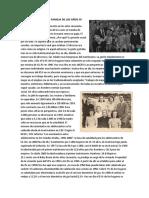 Caracteristicas de La Familia de Los Años 50