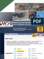 5 Innovacion en Perforacion y Voladura en El Desarrollo Del Mine to Mil - Yancachajlla1