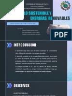Energias Renovables y Desarrollo Sostenible [Autoguardado]