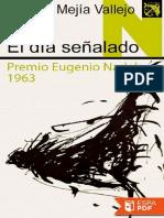 El dia senalado - Manuel Mejia Vallejo.pdf