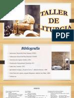 Taller de Liturgia Completo-diapositivas