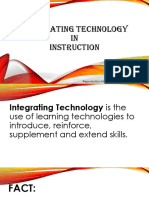 Integration of Technology(Myra)