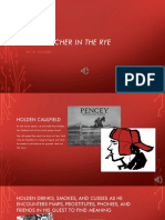 The Catcher in the Rye Slideshow