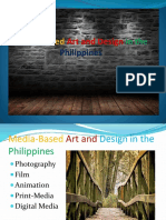 Media-Based Art and Design in the Philippines