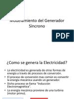 4. Modelo Generador