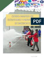 Curso Manejo de Extintores y Prevención de Incendios