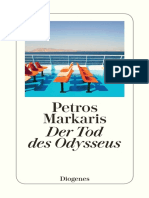 Markaris, Petros - Der Tod Des Odysseus