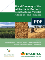 Political Economy of the Wheat Sector in Morocco