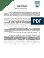 Comprensión lectora Nro 6 ZIEMAX, 2do Medio 2018.docx