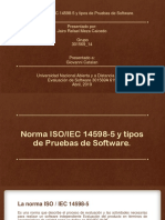 Norma ISO14598-5