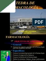 1. Historia de La Farmacologia
